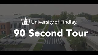 90 Second Tour of the University of Findlay