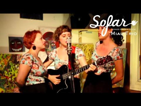 Miau Trio - Rainy Day | Sofar Rosario