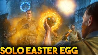 'DER EISENDRACHE' - MAIN EASTER EGG SOLO TUTORIAL - SOLO EASTER EGG GUIDE (Black Ops 3 Zombies)