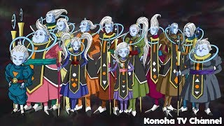 Dragon Ball Super - All Angels (Universe 1-12)