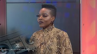 Nomcebo On How She Wrote 'Jerusalema' — Massive Music | Channel O