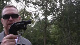 BUG Revolvers: 9mm vs  38 spl