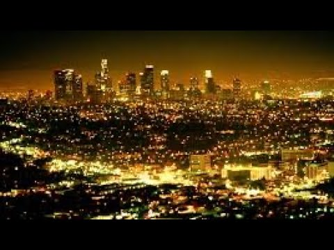 LA's Night View