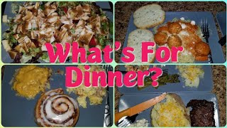 WHAT'S FOR DINNER? | WEEK OF FAMILY DINNERS | COLLAB W/ LARGE FAMILY LOVE