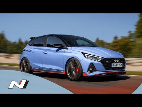 Hyundai zveřejnil upoutávku na i20 N
