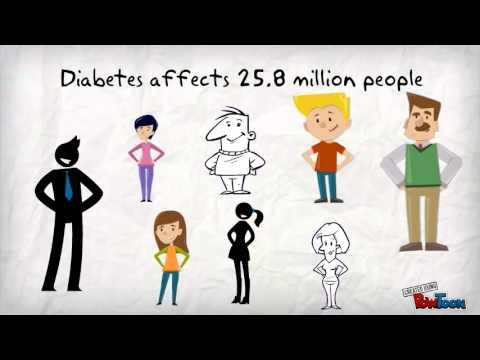 Que puede ser la fruta con la diabetes