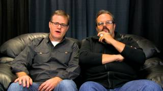 Greg's Big Black Couch with Greg Warren