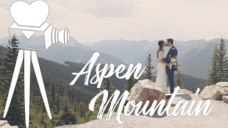 Colorado Elopement In Aspen // Phillip & Ali