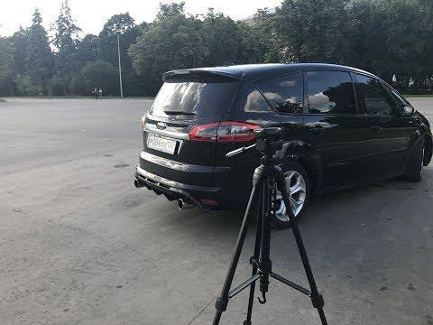 Фото к видео: Обзор Ford S-max: обзор Ford S-max от Грача