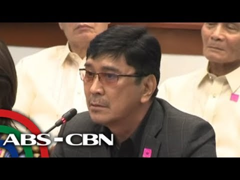 [ABS-CBN]  ANC Live: Under fire, Ben Tulfo says not close with siblings