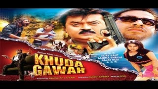 Khuda Gawah - Full Movie