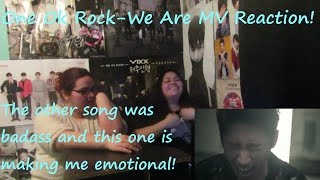 ONE OK ROCK-WE ARE MV REACTION!
