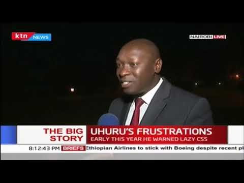 Why President Uhuru is not happy with his cabinet | THE BIG STORY