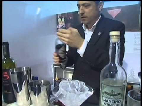 Cocktail a base di vino: #2 Sangiovese Violet