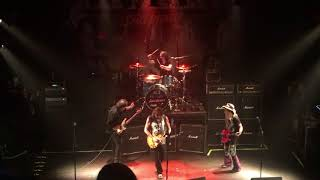 Ace Frehley - Frehley's Comet Reunion Rock Soldiers Poughkeepsie, NY 9/15/17