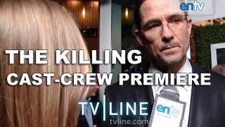Interview sur la série The Killing