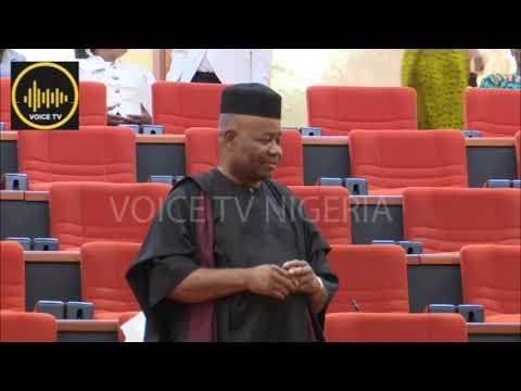 Am Not Bowing Out, Still Part Of 9th Senate.- Sen. Akpabio