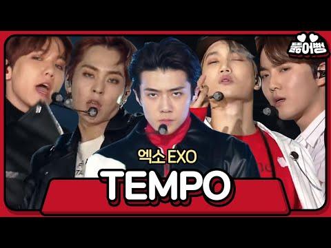 Download EXO, 고척돔을 뒤흔든 마지막 무대 'TEMPO' @2018 SBS 가요대전 HD Mp4 3GP Video and MP3