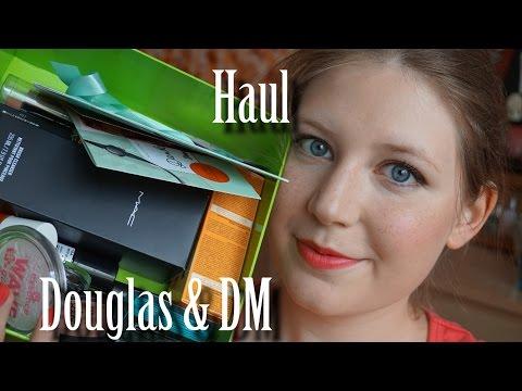 Douglas & dm Haul - MAC, Essence, Catrice, Clinique uvm.