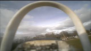 Flying a Toy RC Plane Converted to FPV