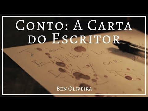Conto: A Carta do Escritor | Ben Oliveira