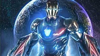 All Confirmed Iron Man Armors In Avengers Endgame - MARK 85 (SPOILERS)