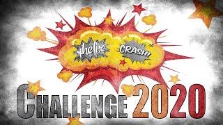 ● 2/2 | XHELIX CRASH FPV CHALLENGE 2020 ●