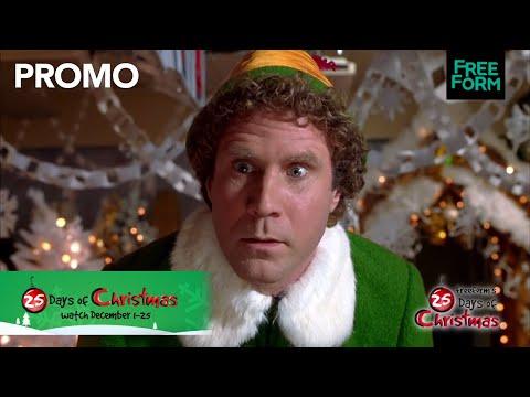 Freeform's 25 Days of Christmas | Elf - Sea Of Gum Drops | Freeform