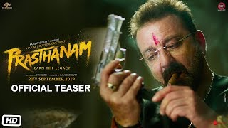 Prassthanam Trailer