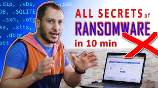 How to remove Ransomware and decrypt files 100% [ALL IN ONE]