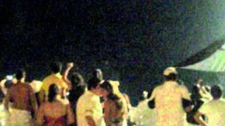 David Guetta Acapulco Beach Party 2010 - Little Bad Girl /OMG Remix