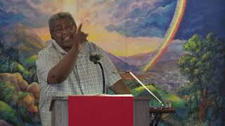 """Rev Clement F. Griffin (9/26/2021): """"Anger In The Temple"""""""