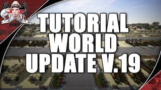 Minecraft tu31 tutorial world download
