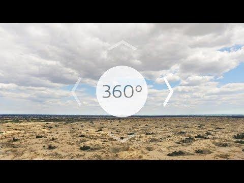 Олешківські піски. Моя країна 360