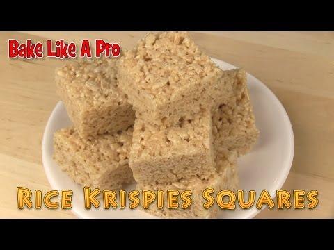 Best Rice Krispies Squares Recipe