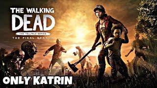 💀 | THE WALKING DEAD: THE FINAL SEASON | 💀 | 1 Эпизод | 💀