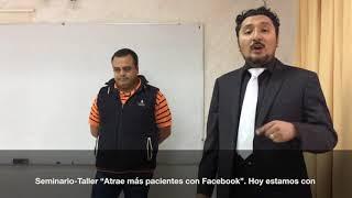 Atraer más pacientes con Facebook – Dr. Roberto Morales