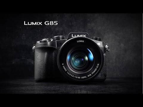 LUMIX G Series G85 – Feature Highlights