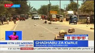 Ghadhabu za kwale: Wakaazi walalamikia dhulma za polisi