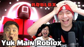 Gamenya Kocak Juga - Roblox Indonesia - Squid Game Red Light Green Light
