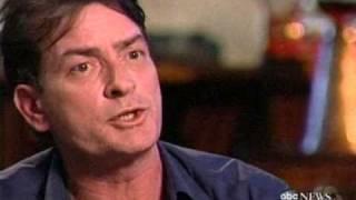 Charlie Sheen interview part 2 HQ
