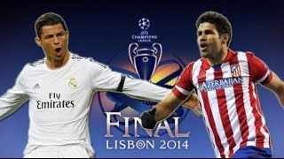 Real Madrid 4-1 Atletico [HD] Full Match Partido Completo   Final Champions 2014   COPE   La Décima