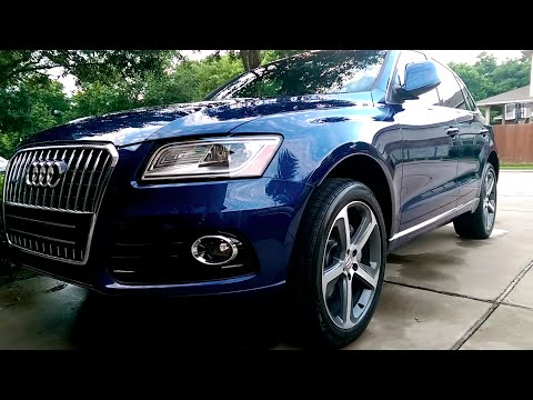 2015 Audi Q5 TDI Review Fully Loaded with Pricing