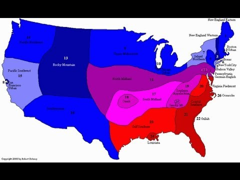 the linguistic fluctuations inside various states of the united states The linguistic system of manual symbols used by the deaf in the united states their jobs have about the organization as a whole and about various parts of.