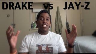 Drake vs. Jay-Z     Jay-Z vs. Drake (Draft Day response)