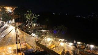 Lereng Anteng Panoramic Caffe , Kafe kekinian di Bandung