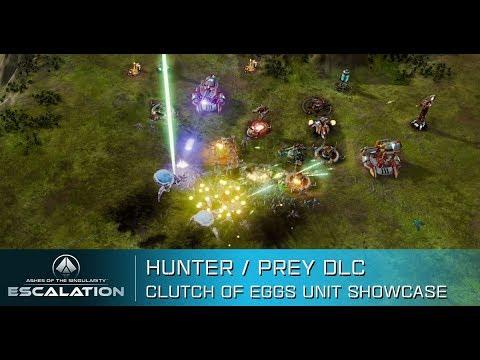 Clutch of Eggs Showcase - Hunter / Prey DLC [Ashes of the Singularity: Escalation]