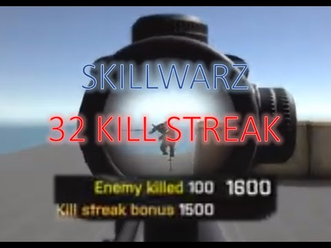 SKILLWARZ | 32 KILL STREAK in Team Deathmatch