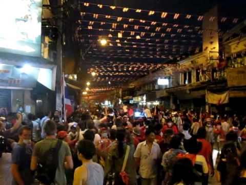 Беспорядки в Бангкоке 10