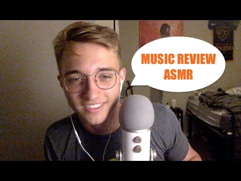 Top Albums 2018 Music Review | Mouth Sounds| Hip-Hop | ASMR